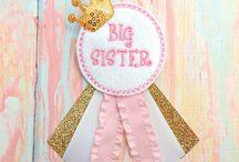 babyshower ideas girl