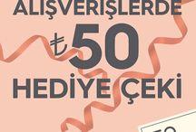 100 TL Alışverişe 50 TL Hediye Çeki / 23 Coquet Accessories Mağazasında ve Coquet.com.tr'de 30 Kasım'a kadar geçerli kampanyamızı kaçırmayın. #kampanya #hediyeceki