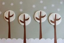 zimní strom