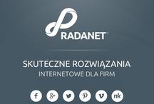 Radanet Social Media / Gwarantujemy Twojej firmie kompleksową obsługę   w ramach obecności na FACEBOOK'u    Wybrane usługi realizowane przez RADANET w ramach serwisu FACEBOOK:   - Tworzymy PROFESJONALNE STRONY PROFILI FIRMOWYCH w serwisie FACEBOOK  -  Przygotowujemy indywidualny PLAN AKTYWNOŚCI MARKETINGOWYCH na profilu  -  Zapewniamy BIEŻĄCĄ OBSŁUGĘ I KOORDYNACJĘ aktywności na profilu  -  Przeprowadzamy KAMPANIE REKLAMOWE CPC  -  Opracowujemy i przeprowadzamy KONKURSY DLA KLIENTÓW Twojej firmy