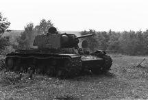 KV-1 Soviet tank
