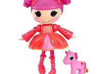 Lalaloopsy / Pets and outfit inspiration from Lalaloopsy dolls