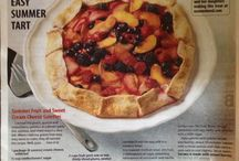 Recipes: Pies and Tarts / by Karen Bosch