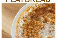 Recipes PALEO Breads, etc.