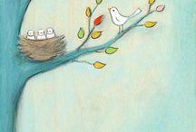 madarak és fák