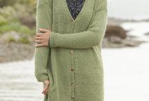 Knitted Women's Jacket