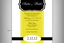 Wedding Invitations & Printing / Wedding invitations, wedding favors, wedding printing, wedding announcement