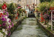 je veux aller à la France!