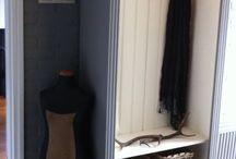 (klein)meubelen / ooit nog te maken voor in de hal. Hiervoor ben ik op zoek naar een soortgelijke kast van max 82 cm bred