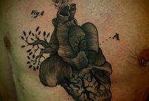 Inked / by Elizabeth Harris-Whitfield