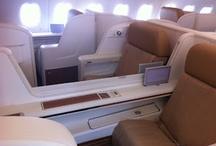 Aircraft interiors / Aircraft interiors