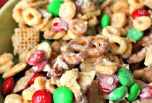 chex mix / by Beth Amico