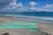 Travel Quotes / What inspires you to travel? Here are some of my favorite travel quotes. Be sure to check out the weekend travel inspiration meme at Albom Adventures. http://www.albomadventures.com/weekend-travel-inpsiration/ / by Rhonda Albom