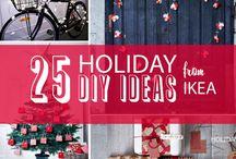 Holidays / by Carla LaMariana