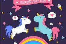 Unicórnios / Unicorns