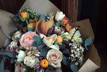 Flowers makes me happy.