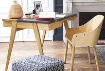 >Home < HOME OFFICE / L'harmonie de notre environnement a une incidence sur notre productivité : pour travailler mieux, travaillons dans du beau