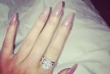 Stiletto Nails <3
