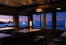 Restaurant / Take a look at our beautiful restaurant and some beautiful ocean views!
