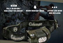 Coleman Axis Led Headlamp