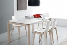 Abitare Ⓐ Connubia by Calligaris / New collection of furniture from the Italian wellknown brand Calligaris, named Connubia.