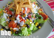 Salads / by Kristin Peterson