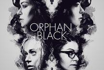 • ORPHAN BLACK / Темное дитя...один из любимых сериалов