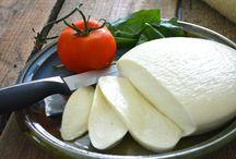 Mléčné,sýrové...