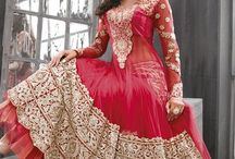 """""""Zoya"""" Anarkali Salwar Suits / Jazz up your wardrobe with the brand new collection of """"Zoya"""" anarkali salwar suits that will grab all the eyeballs on you. Choose your favorite one now from http://www.mishreesaree.com/Online/Salwar-Kameez/Anarkali-Dresses"""