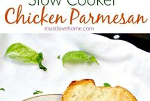 Slow Cooker Chicken Recipes