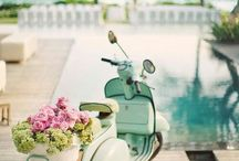 VESPA / my favorite all of time..