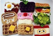 Crochet - Bag/Purse/Pouch/Cover