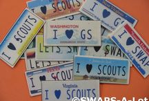 Girl Scout Swaps / by Tracy @3LittleBrds