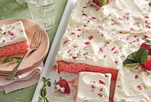 Strawberry Baking
