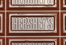 Hershey's Chocolate / by Carol Goff-Reese