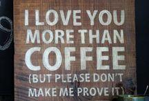 COFFEE !!!!! / by Rebecca Anderson