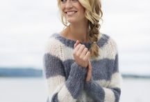 Knit this! / Knitting patterns in English and Norwegian.