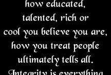 True Words of Wisdom