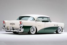 50s rides / Cars with shape!