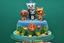 Octonauts Party inspirtation
