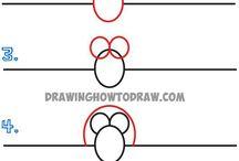 Drawing step