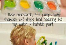 play / Fun and explorative play for babies and children
