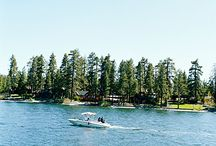 Boating Big Bear Lake