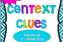 Reading:  context clues