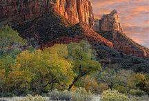 Utah vacation spots / by Cheri Charlton