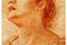 Chalk drawings 1400 - 1600