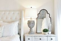 White on White living Spaces