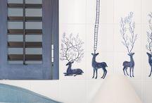 decor стены и полы