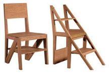 Мебель стул стремянки