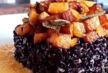 Rumors cafe ricette vegan / Alcune ricette proposte in questa bacheca sono vegetariane. Io sostituisco latte e derivati con alimenti vegetali
